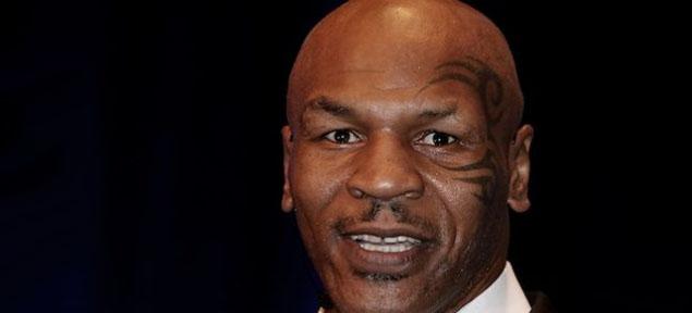 Mike Tyson confesó que su mujer le fue infiel con Brad Pitt