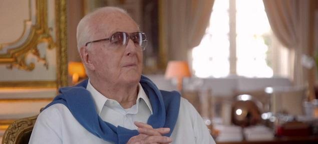 Murió el diseñador francés Hubert de Givenchy
