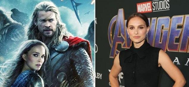 Natalie Portman vuelve con Thor