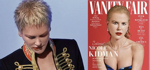 Nicole Kidman: ''A mis hijas les he prohibido el teléfono celular e Instagram...''
