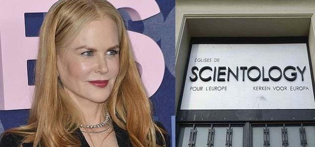 Nicole Kidman bloqueada por la Cientología