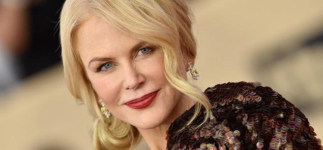 Nicole Kidman habla sobre sus hijos adoptivos