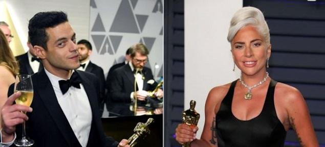 No solo Rami Malek: también Lady Gaga fue censurada por la televisión china