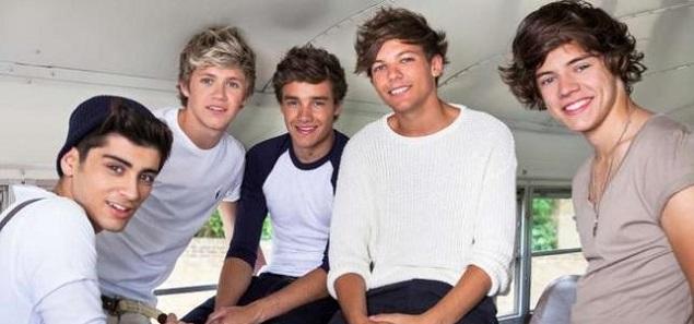 One Direction juntos nuevamente por los diez años