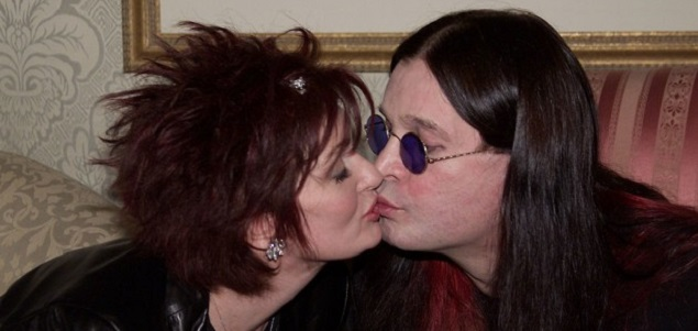 Ozzy Osbourne hizo las paces con Sharon y están juntos de nuevo
