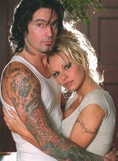 Tommy Lee y Pamela Anderson, juntos otra vez.