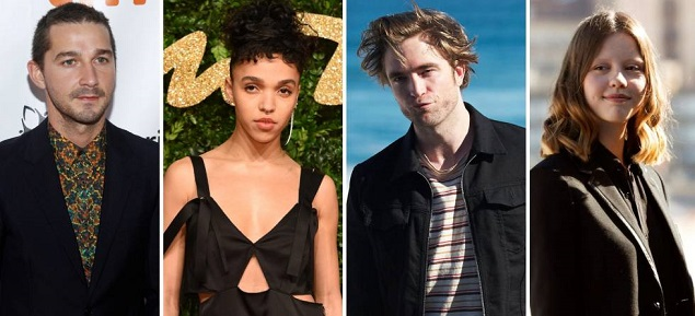 Parejas cruzadas: Robert Pattinson y Mia Goth