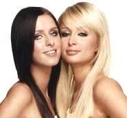 Paris y Nicky: Las hermanas sean unidas.