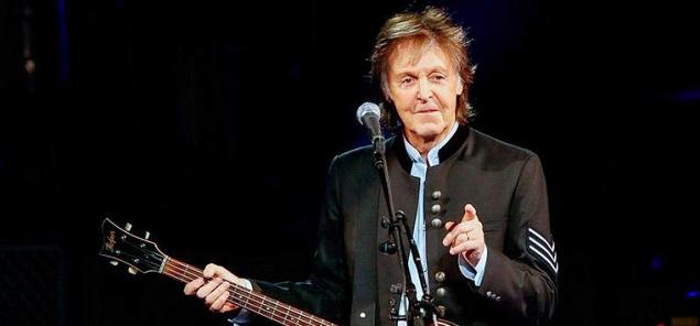 Paul McCartney celebra su cumpleaños