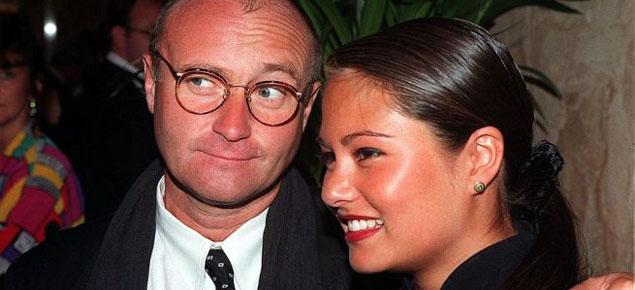 Phil Collins se volverá a casar con su tercera esposa