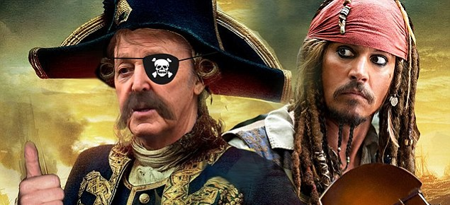 Piratas del Caribe 5: así es el personaje de Paul McCartney