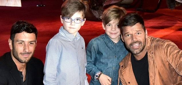 Polémicas declaraciones de Ricky Martin