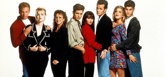 ¿Qué fue de los actores de Beverly Hills 90210?