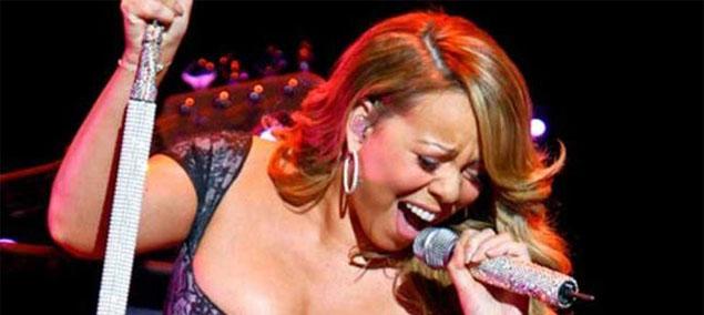 ¿Que le pasó a Mariah Carey?