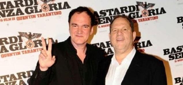 Quentin Tarantino se desvincula de Weinstein