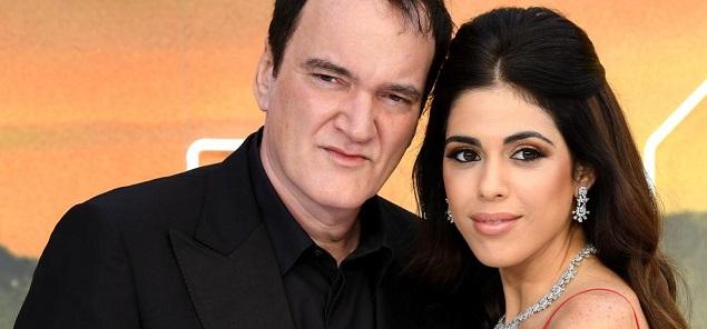 Quentin Tarantino será papá