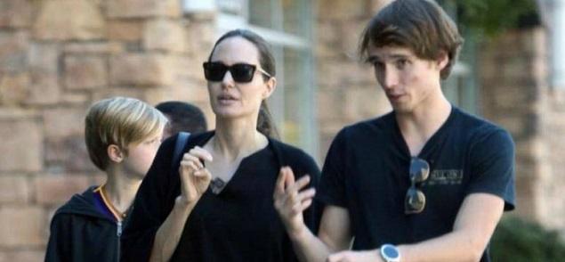 ¿Quién es el supuesto amor de Angelina Jolie?