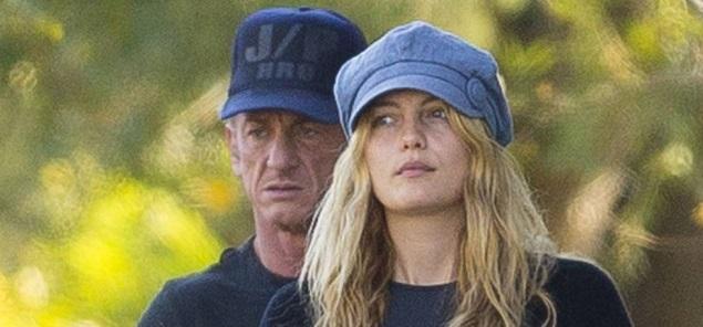 ¿Quien es la novia de Sean Penn?
