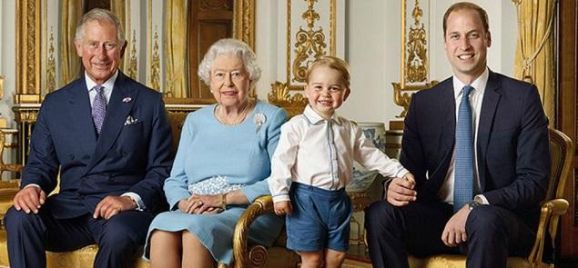 ¿Quién será el próximo rey de Inglaterra?