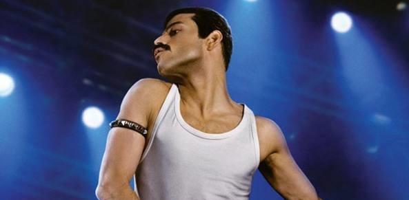Rami Malek como Freddie Mercury: primeras fotos en el set de la película
