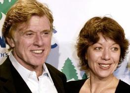 Robert Redford decidió formalizar su unión con Sibylle Szaggars.