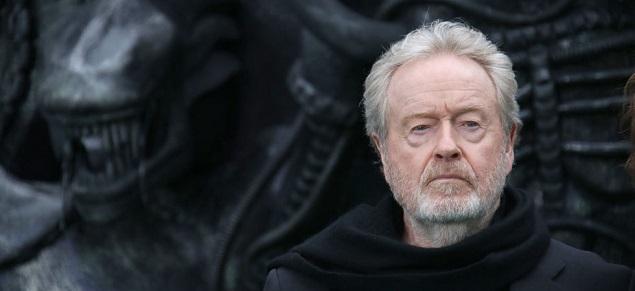Ridley Scott cumplió 80 años