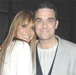 Robbie Williams papá?