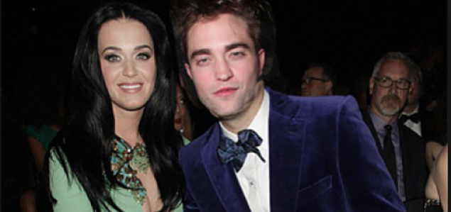 Robert Pattinson: es amor con Katy Perry?