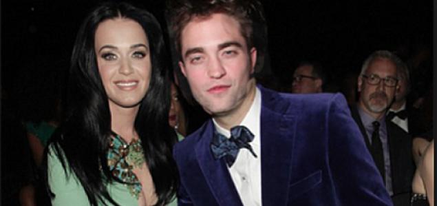 Robert Pattinson: es amor con Katy Perry?
