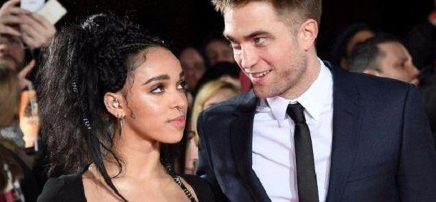 Robert Pattinson, fin del amor con FKA Twigs?