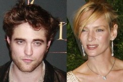 Robert Pattinson, un galán tímido.