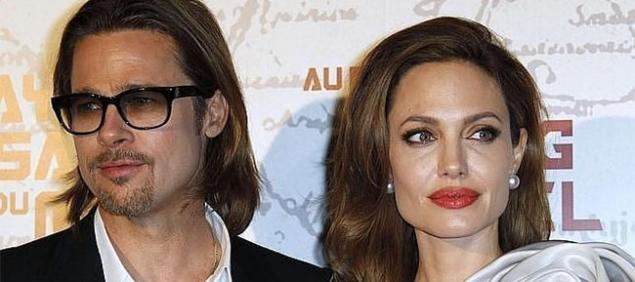 Rumores de distanciamiento entre Brad y Angelina
