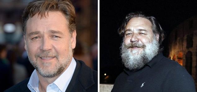 Russell Crowe, a los 56 años, el Gladiador está irreconocible