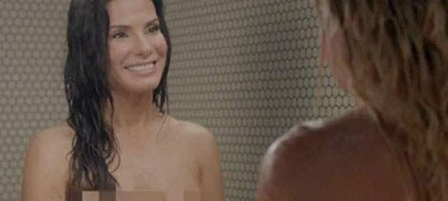 Sandra Bullock desnuda - Fotos y Vídeos -