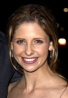 Sarah Michelle Gellar.