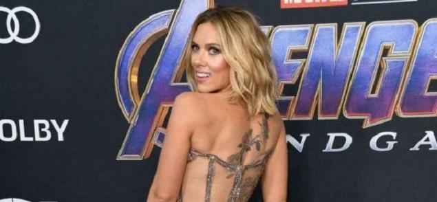Scarlett Johansson es la actriz mejor paga del mundo