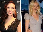 Gwyneth Paltrow celosa de Scarlett Johansson.
