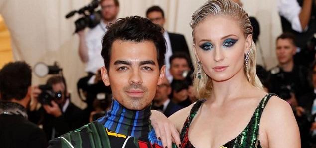 Se acerca la segunda boda de Sophie Turner y Joe Jonas