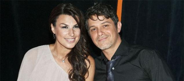 Se casó Alejandro Sanz