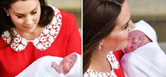 Se conoci el nombre del tercer beb real noticias - El palacio del bebe ...