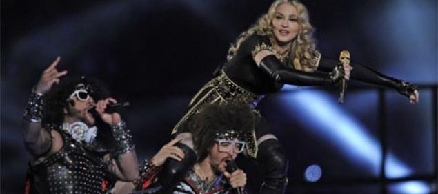 Se expande el Tour de Madonna
