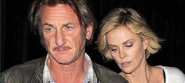 Se terminó el amor entre Sean Penn y Charlize Theron?