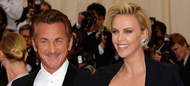 Sean Penn adoptará al hijo de Charlize Theron