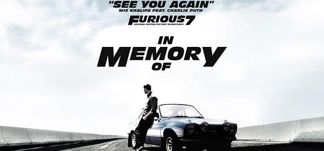 ''See you again'' es el video más visto de todos los tiempos