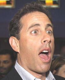 Jerry Seinfeld se salvó de un terrible accidente.