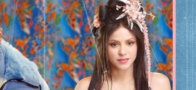Shakira lanza un nuevo single y debuta con un look completamente nuevo