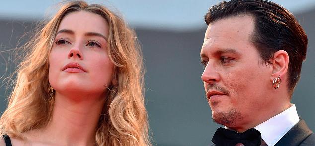 Sigue la pelea entre Johnny Depp y Amber Heard