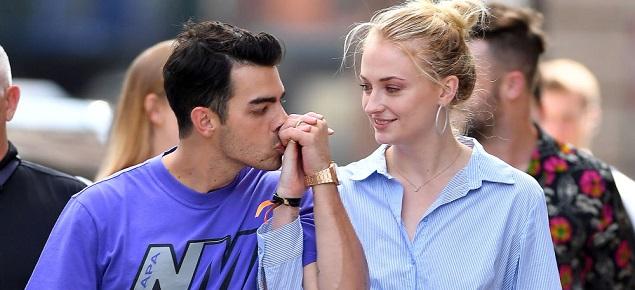Sophie Turner y Joe Jonas fueron padres