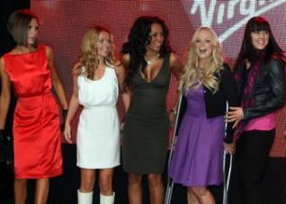 Las Spice Girls cancelan su primer aparición en el UK