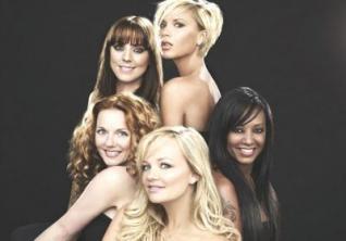 Las Spice Girls y su nuevo rol de